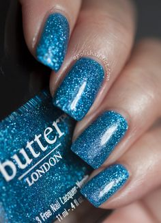 Butter London Scallywag (Holiday 2012 Collection) JUST LOVE