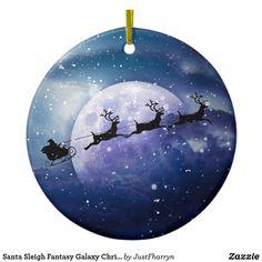 A silver Christmas decoration - HomeCNB Wood Ornaments, Diy Christmas Ornaments, Christmas Wreaths, Christmas Decorations, Christmas Night, Blue Christmas, Christmas Balls, Christmas Signs Wood, Santa Sleigh