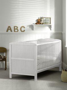 Nursery Furniture Purflo Breathable Washable Mattress Harmonious Colors