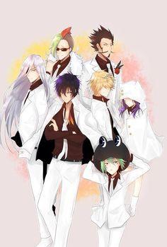 Khr Varia Reborn Katekyo Hitman, Hitman Reborn, Mafia Families, Pirates Cove, Fan Art, One Punch Man, Manga Comics, Akira, Kawaii Anime
