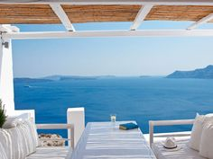 24 of the Most Stunning Hotel Room Views in the World Greece…