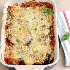 eggplant casserole...better than eggplant parm??