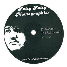 """Rahaan: The Rejigs Vol.1 Vinyl 12"""""""