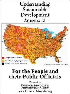 Agenda 21 Map Ca Related Keywords Suggestions Agenda 21 Map Ca - Agenda-21-us-map