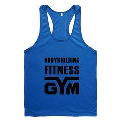 Bodybuilding Fitness GYM Men's Tank Top