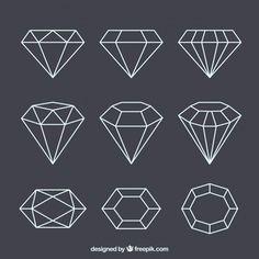 Diamond Shape Vectors Photos and PSD . Diamond Icon, Diamond Logo, Diamond Vector, Diamond Art, Diamond Design, Diamond Shapes, Diamond Rings, Diamond Tattoo Designs, Diamond Tattoos