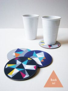 Coasters in Dining & Entertaining - Etsy Home & Living - Page 5