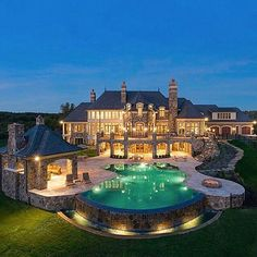 luxury mansion luxury decor more luxury homes - Big Mansions With Pools On The Beach