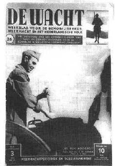 De Nederlandse Militair in de mobilisatie tijd.