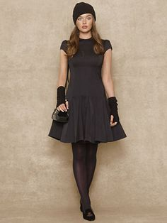 Double-Faced Satin Dress - Sale   Dresses - RalphLauren.com