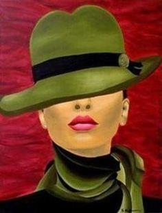 (notitle) - A Potpourri of Art - Bilder Black Girl Art, Black Women Art, Art Girl, Art And Illustration, Woman Drawing, Drawing Women, Face Art, Art Tutorials, Art Pictures