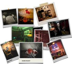www.ukpartywarehouse.com have put together some fab ways for you to create your own house of horrors!