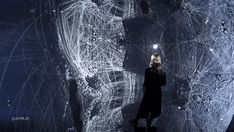 Archive DreamingInstallation by Refik Anadol and Mike Tyka explores data and machine learning, letting you examine 1.7 million documents, their information and connections, but when idle it visualizes...