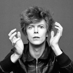 "David Bowie's ""Heroes"" Cover Shoot: The Outtakes : Masayoshi Sukita"