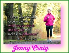 """Jenny Craig Diet Plan - """"This is Real Life, This Is Real Change"""""""