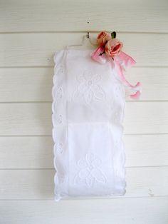 Towel Holder Towel Hanger Diaper Hanger by mailordervintage