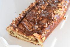 Posts from nogetiovnen.dk for No Bake Cake, Finger Foods, Banana Bread, Delish, Bacon, Deserts, Good Food, Brunch, Sweets