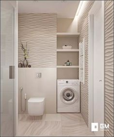 148 most popular basement bathroom remodel ideas - page 41 Bathroom Layout, Modern Bathroom Design, Bathroom Colors, Bathroom Interior Design, Bathroom Sets, Small Bathroom, Laundry Room Design, Laundry In Bathroom, Basement Bathroom