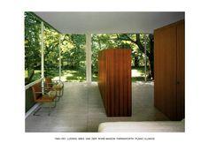 MVDR FARNSWORTH | Emmanuelle et Laurent Beaudouin  - Architectes