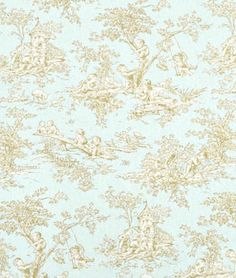 Shop P. Kaufmann Central Park Toile Horizon Fabric at onlinefabricstore.net for $14.2/ Yard. Best Price & Service.