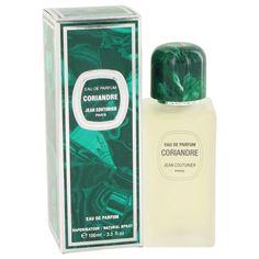 CORIANDRE by Jean Couturier Eau De Parfum Spray 3.3 oz