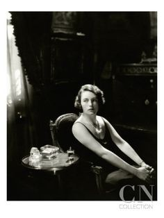 Vogue - April 1931 Poster Print by Edward Steichen at the Condé Nast Collection