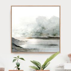 Beach Canvas Paintings, Seascape Paintings, Oil Painting Abstract, Abstract Watercolor, Canvas Art, Large Wall Paintings, Large Abstract Wall Art, Large Wall Art, Large Art Prints