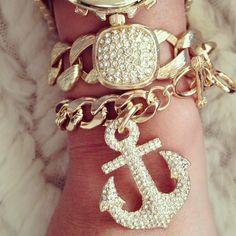 Nautical bling