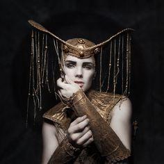SYLWIA MAKRIS//Parisal -makes me think of Loki