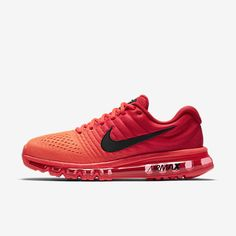 nike air max 2017 heren rood