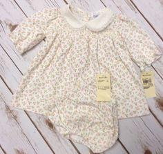 Ralph Lauren Baby Girl Floral 2 Piece Baby Romper New Size 3 Months   eBay