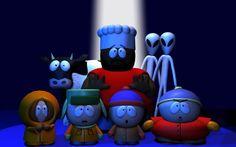Cartoon South Park