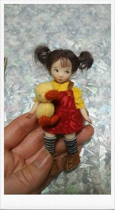 The amazing adorable dolls of sun joo lee!