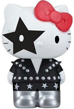 The Starchild KISS Hello Kitty