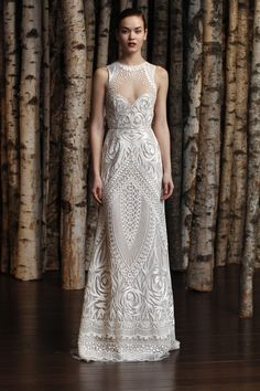 does someone want to marry me just so i can wear this dress? holy cow. naeem khan spring 2015