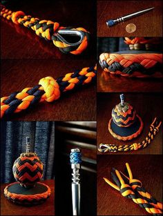 Wrap Everything in Paracord