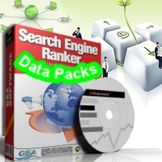 GSA Search engine Ranker data pack is one of the programs that permit the person to produce blog posts which helps in increasing the ranks in the search engines.