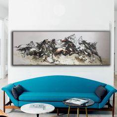 Beautiful horse paintings Large horse paintings Black Horse | Etsy Abstract Horse Painting, Large Painting, Acrylic Painting Canvas, Painting Abstract, Oversized Canvas Art, Large Canvas Art, Jackson Pollock, Modern Art Paintings, Horse Paintings