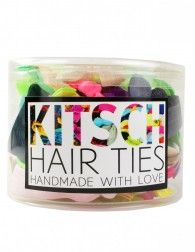 Kitsch Kan (40 Solid Hair Ties)