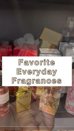 Perfume Scents, Perfume Bottles, Fragrance, Lovely Perfume, Best Perfume, Girl Advice, Girl Tips, Perfume Organization, Perfume Reviews