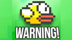 FLAPPY BIRD - DONT PLAY THIS GAME! www.flappybirds.co.uk