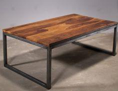 industrialny stolik kawowy - Wymiary: 120x70x45 - 770zł - Stoliki Ławy - Meble - Sklep internetowy Guido