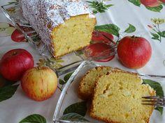 Apfel Eierlikör Kastenkuchen