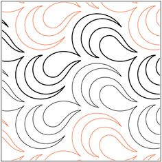 """A single row is 8"""" wide– printed with two rows – 144"""" long © 2013 Patricia E Ritter* This design is available in both paper and digital. Please select your preference below.NOTE:  All digital designs include the following conversions: CQP, DXF, HQF, IQP, MQR, PAT, QLI, SSD, TXT, WMF and 4QB or PLT. Most designs also include a DWF, GIF and PDF.This pattern was converted by Digitech."""