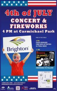 Fun, Food, Music and Fireworks at the 2016 Brighton Colorado 4th of July Community Celebration - Image by: brightonco.gov