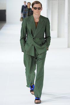 Dries Van Noten - Moda Uomo Primavera Estate 2013 - Vogue.it