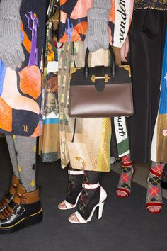 See beauty photos for Prada Fall 2016 Ready-to-Wear collection.