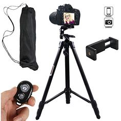 Hi-tec 55 Inch Aluminum Professional Portable Cell Phone Tripod for Iphone, Cell phone and Camera with Phone Mount Holder + Bluetooth Remote Shutter+Bag  http://topcellulardeals.com/product/hi-tec-55-inch-aluminum-professional-portable-cell-phone-tripod-for-iphone-cell-phone-and-camera-with-phone-mount-holder-bluetooth-remote-shutterbag/  1. Traveler tripod with ball head design is the best choices for outdoor photograph activities, which makes your trip more enjoyable. 2. Th