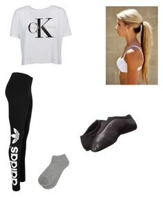 contemporary dance by sarahmae-2307 on Polyvore featuring polyvore fashion style Calvin Klein adidas Originals M&Co Bloch contemporary clothing