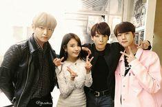 Black Pink Songs, Cherry Season, Kpop Couples, Funny Cute, Taehyung, Love Her, Flower Girl Dresses, Bts, Fan Art